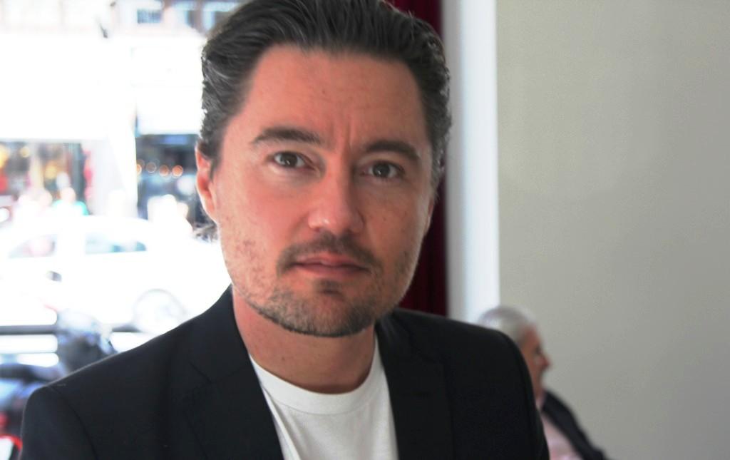 El escritor danés Thomas Rydahl debuta en la novela negra con