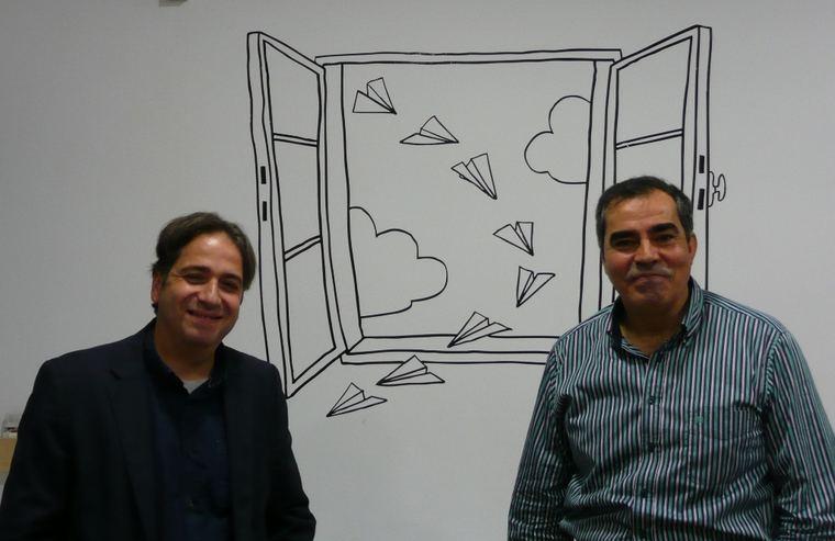 Jordi Doce y Manuel Ferro