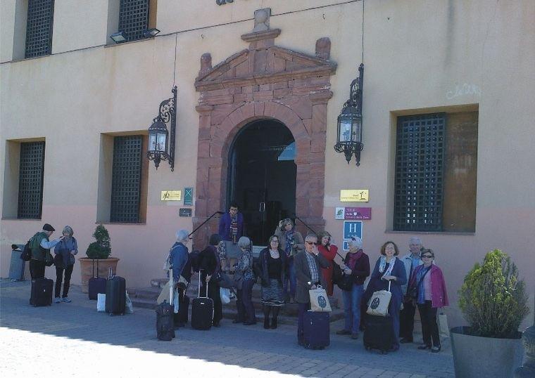 Viaje literario por la ruta de El Quijote, Barcelona-Alcázar de San Juan