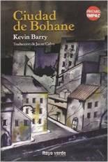 Lanzamiento de 'La Ciudad de Bohane' de Kevin Barry. Premio de LIteratura de la Union Europea