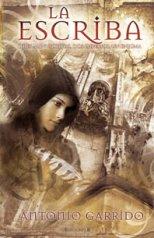 'La Escriba' de Antonio Garrido