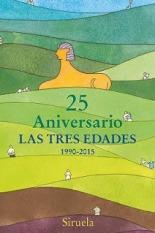 Se cumple el 25 aniversario de la colección Las Tres Edades (1990-2015)