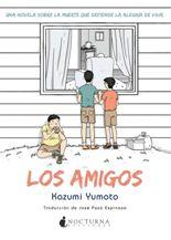 La escritora japonesa publica en Nocturna su novela 'Los amigos'