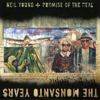 Neil Young publica nuevo disco con Promise Of The Real