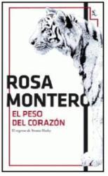 'El peso del corazón' de Rosa Montero