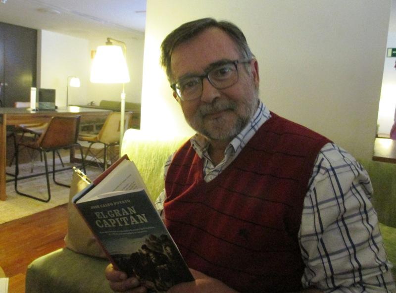 Entrevista a José Calvo Poyato, autor de