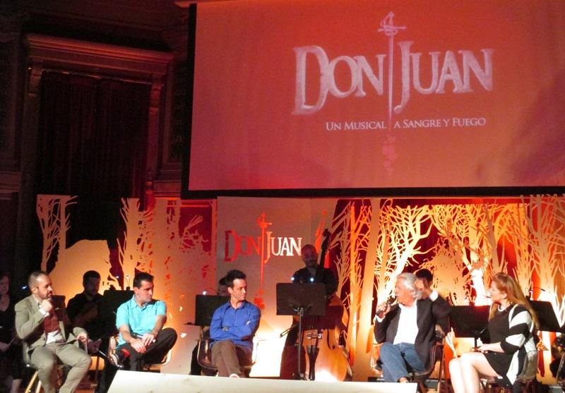 """El """"Don Juan"""" de Zorrilla llegará a la Gran Vía madrileña convertido en musical"""