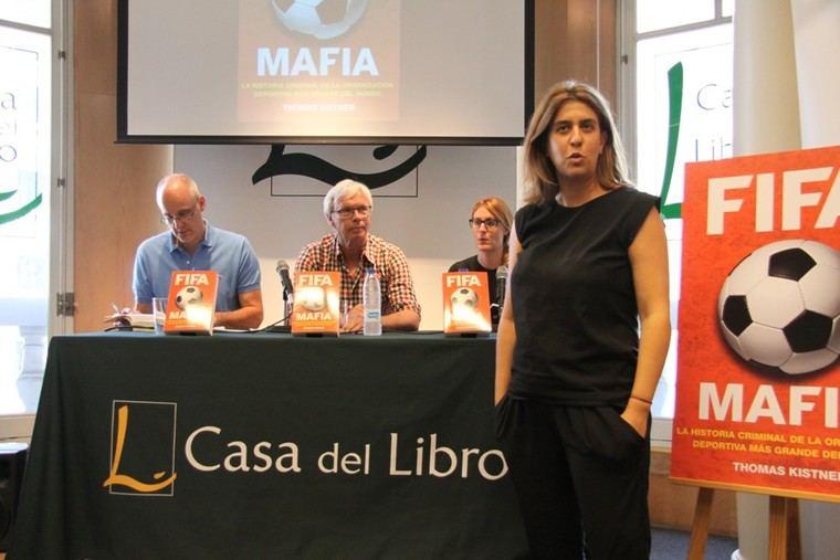 Martí Perarnau, Thomas Kistner y la editora de Roca Editorial
