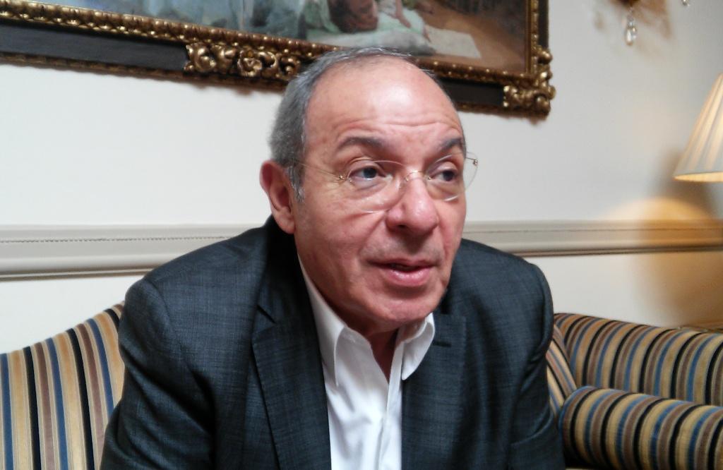 "Entrevista a Héctor Aguilar Camín, autor de ""Adiós a los padres"""