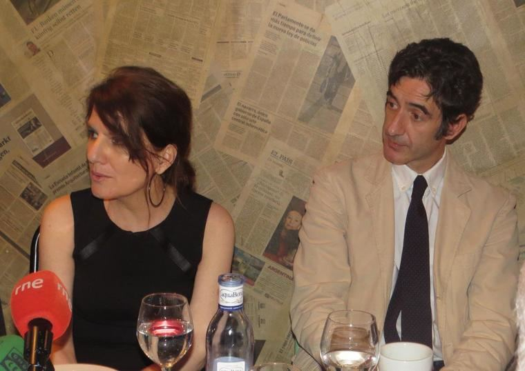 Herminia Luque e Ignacio Garmendia