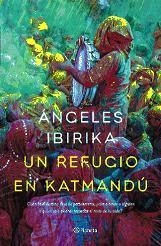 La escritora Ángeles Ibirika en
