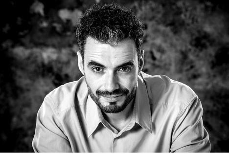El televisivo Javier Gómez Santander debuta en la ficción con