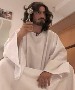 """Entrevista a Jesús de Nazaret, protagonista de la novela """"Con pecado concebido"""""""