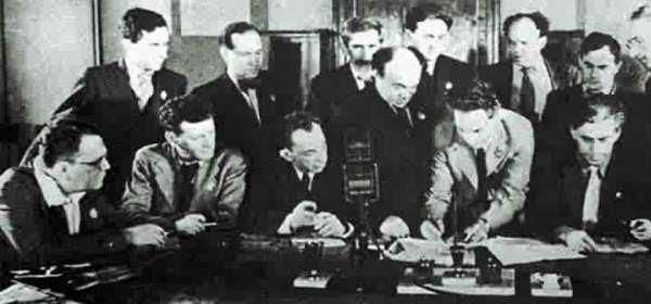 12 de Agosto de 1952 el día en que fueron asesinados los escritores e intelectuales judíos en Rusia