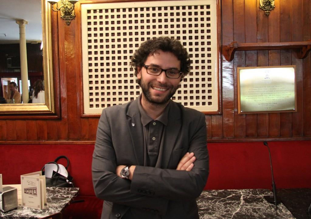"""""""Todos los miedos"""" de Miguel Ángel González González, ganadora del Premio de Novela Café Gijón 2015"""