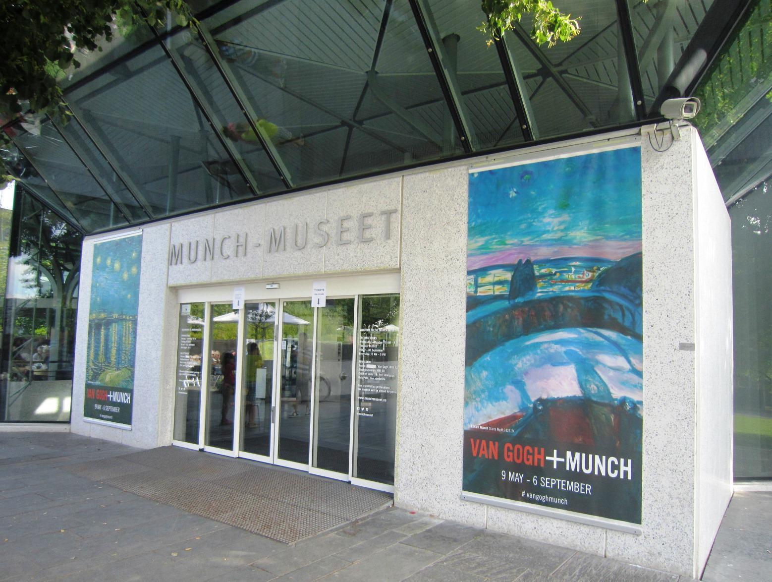 El noruego errante, Edvard Munch, autor del grito más famoso
