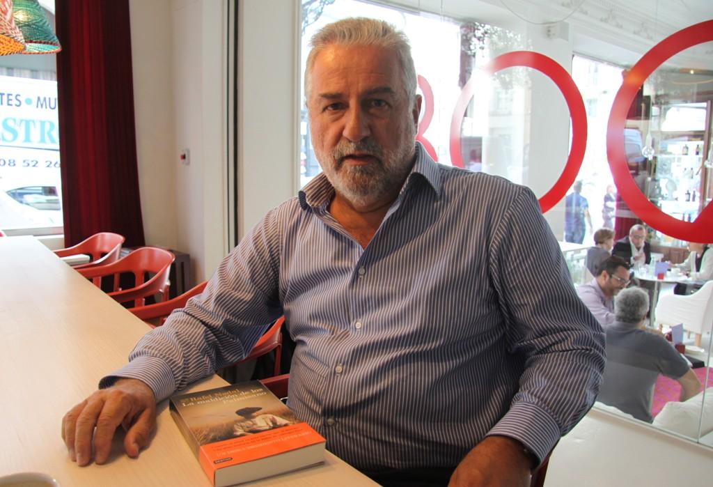 """Entrevista a Rafel Nadal, autor de """"La maldición de los Palmisano"""""""