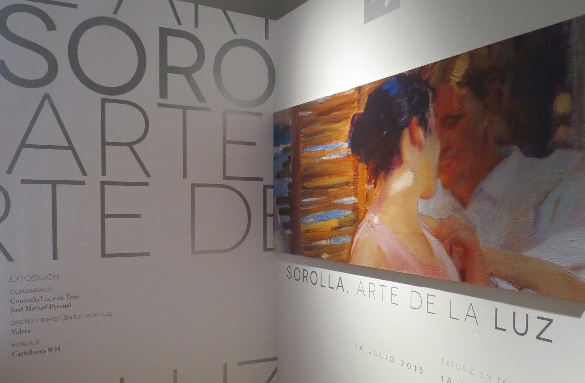 """El Museo Sorolla expone """"Sorolla. Arte de la luz"""""""