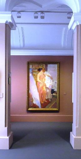 Después del baño o La bata rosa, 1916
