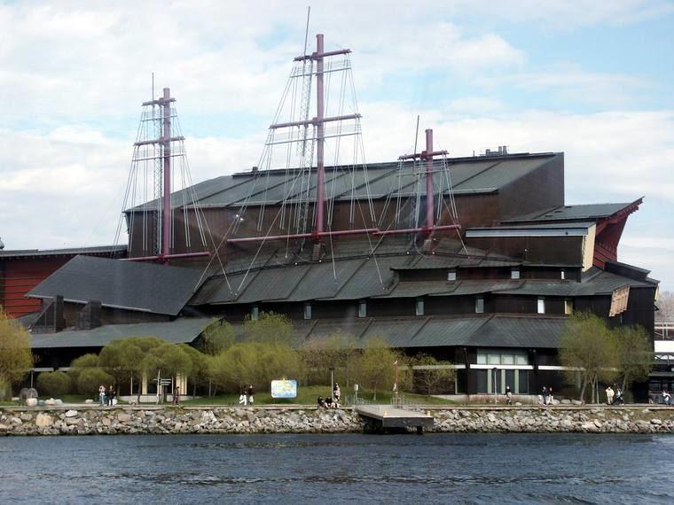 El Museo Vasa de Estocolmo