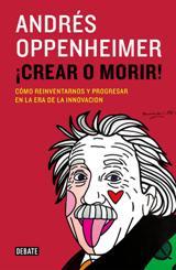 Andrés Oppenheimer publica su último trabajo,