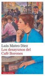 Llega el nuevo relato de Luis Mateo Díez,