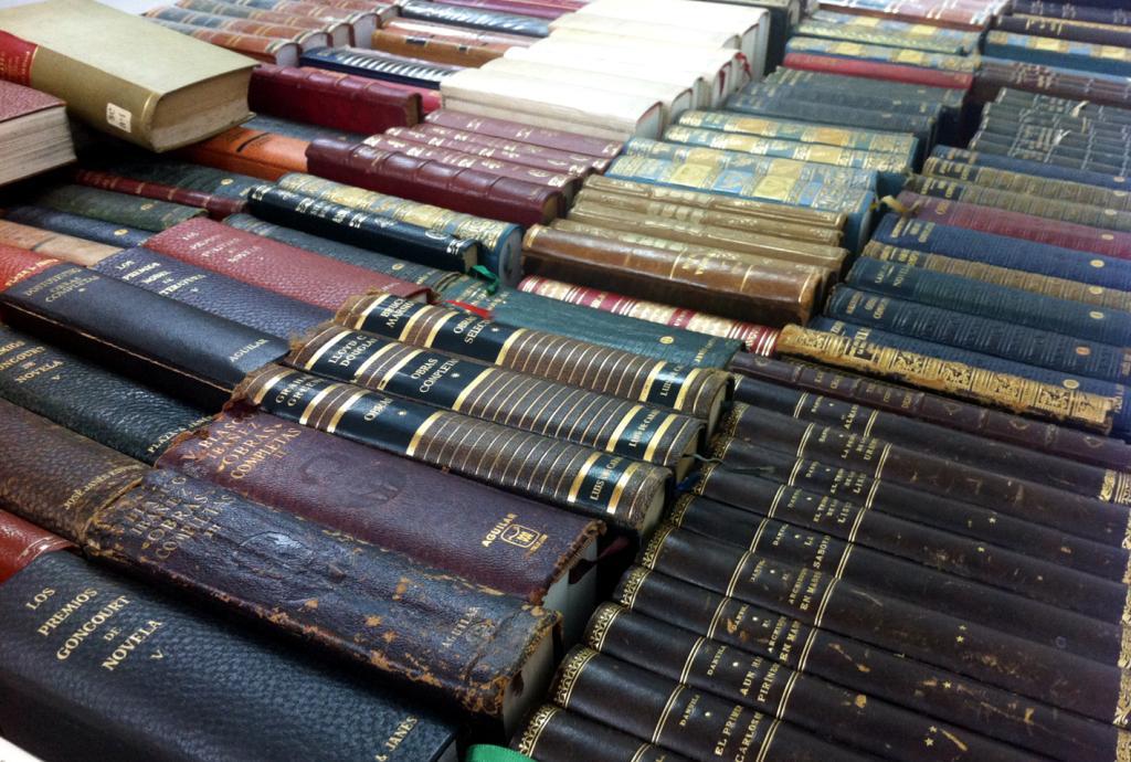 Los libros antiguos regresan a Madrid