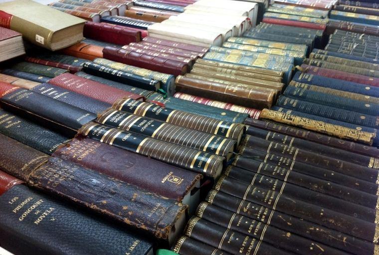 Feria de Otoño del Libro Antiguo y de Ocasión de Madrid