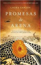 """""""Promesas de arena"""" de Laura Garzón"""