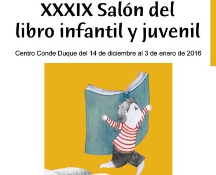 Se inaugura la 39ª edición del Salón del Libro Infantil y Juvenil