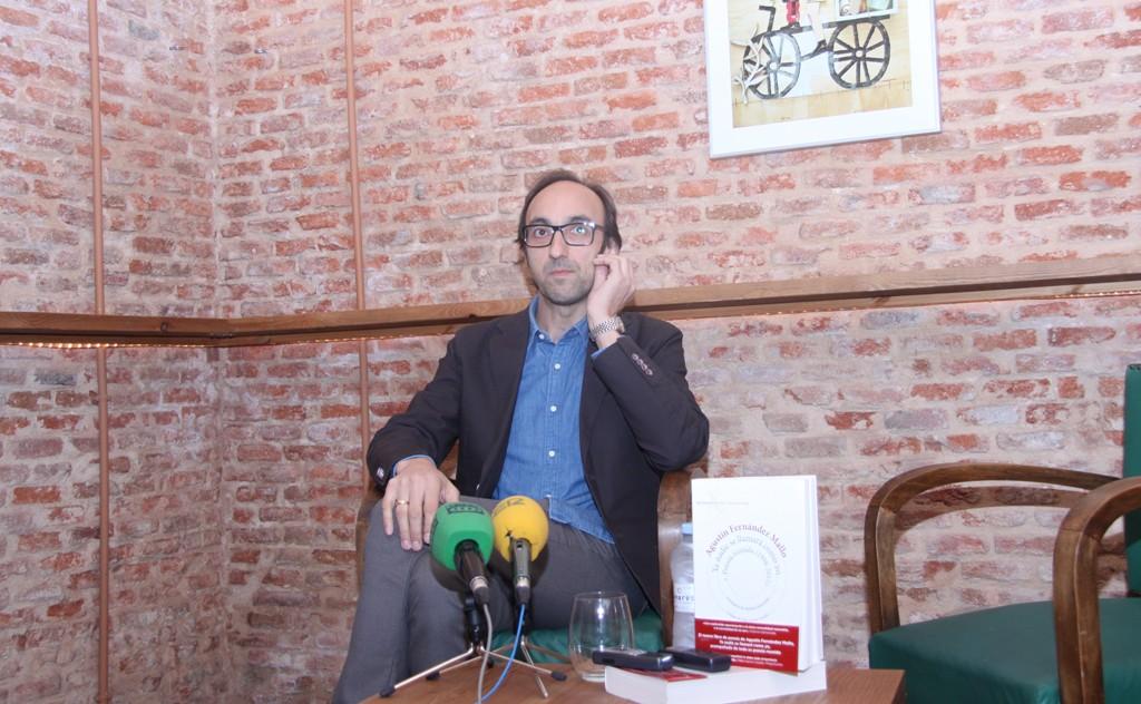 """Agustín Fernández Mallo presenta su último poemario, """"Ya nadie se llamará como yo"""""""