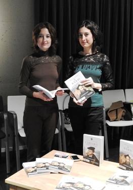 Laura Lara y María Lara