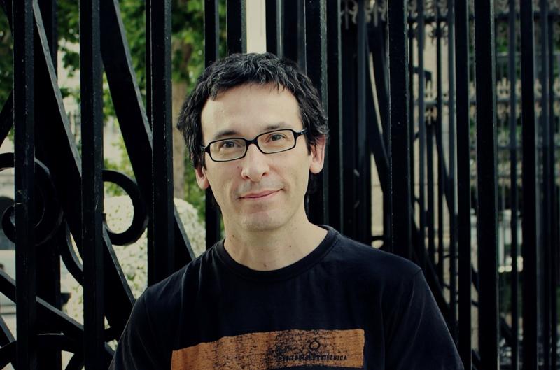 "Entrevista a César Rendueles, autor de ""Capitalismo canalla"""
