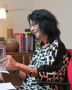 Mercedes de Pablos Candón, Directora del Centro de Estudios Andaluces