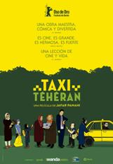 """""""Taxi Teherán"""", interpretada, escrita y dirigida por Jafar Panahi"""