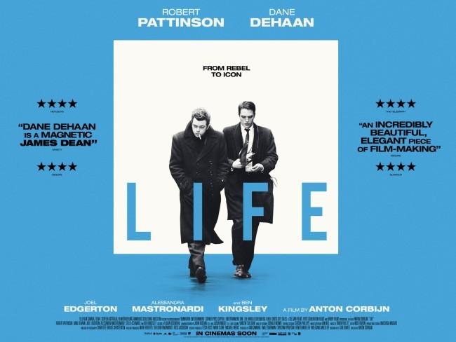 """""""LIFE"""", dirigida por Anton Corbijn"""