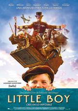 """""""Little boy"""", coescrita, coproducida y dirigida por Alejandro Monteverde"""