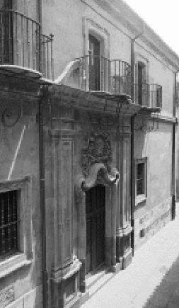 Fachada de la Casa-Museo Unamuno