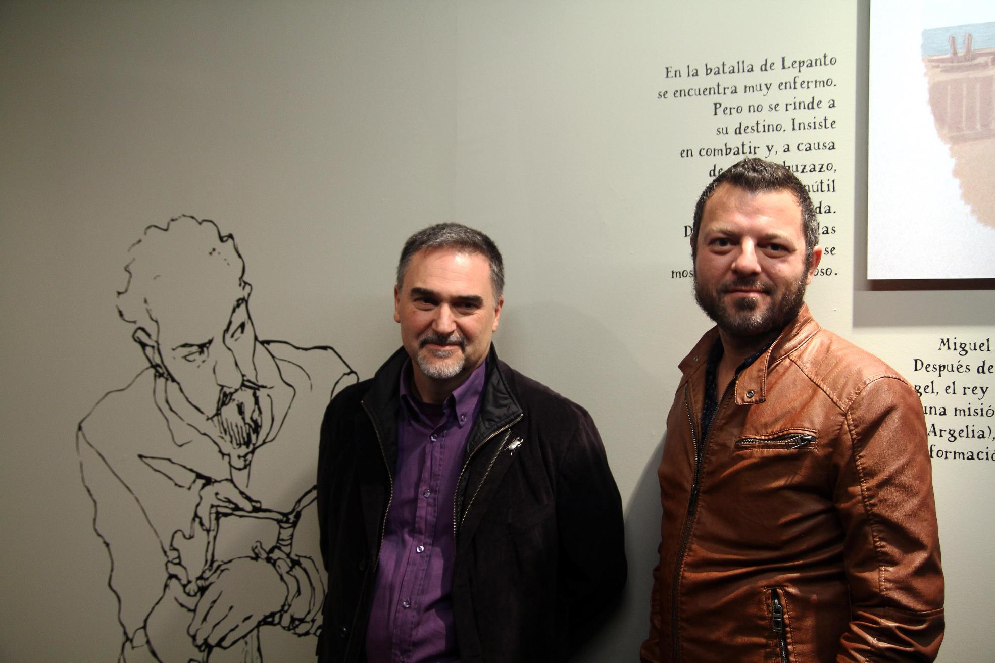 Exposición: Miguel EN Cervantes. El retablo de las maravillas