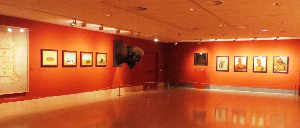 """Exposición: """"La ilusión del Lejano Oeste"""""""