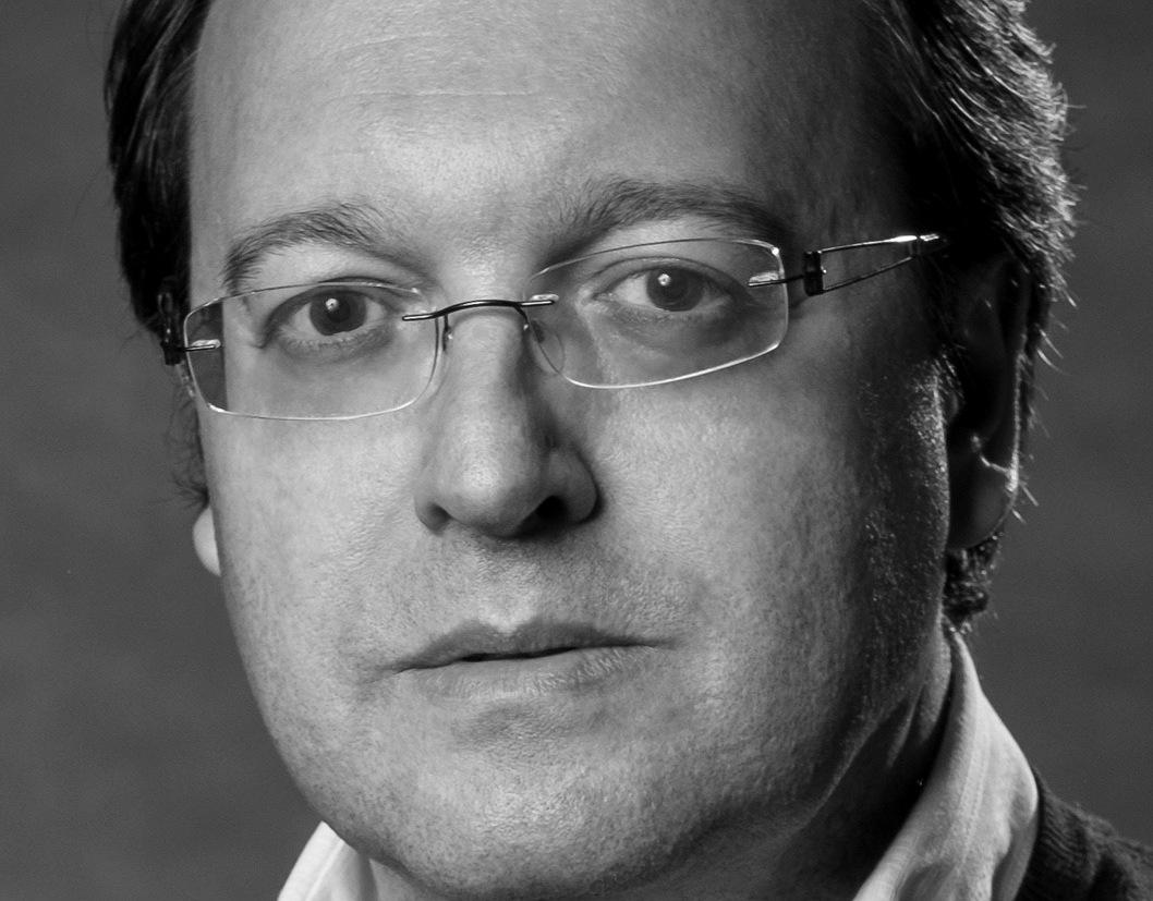 """Entrevista a Julio Castedo, autor de """"Redención"""""""