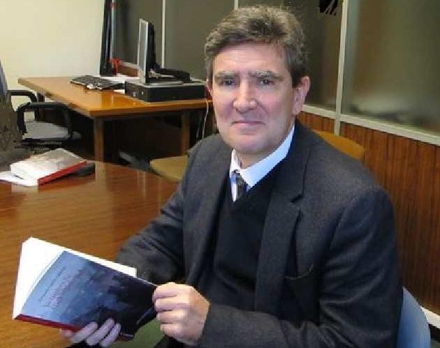 Entrevista a Fernando García Calderón, autor de