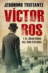 Jerónimo Tristante nos trae a su Víctor Ros más internacional