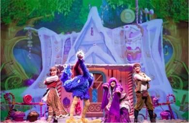 Hansel y Gretel. Un mágico musical
