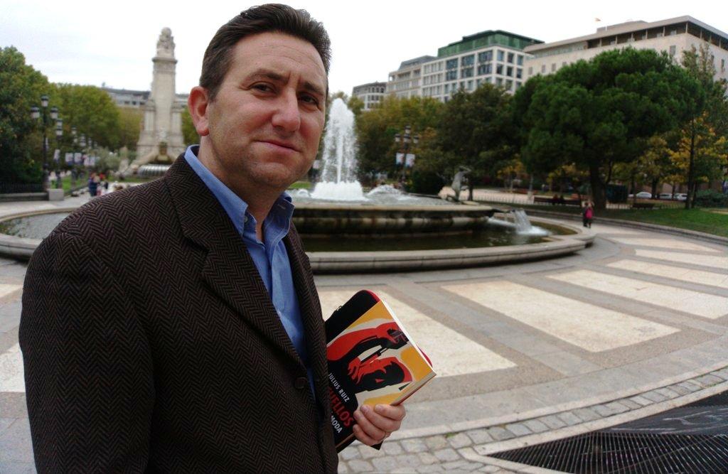 """Entrevista a Julius Ruiz, autor de """"Paracuellos. Una verdad incómoda"""""""