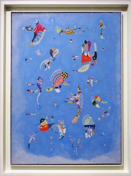 Azul de cielo. 1940
