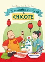 El cocinero televisivo Chicote se pasa al cuento infantil