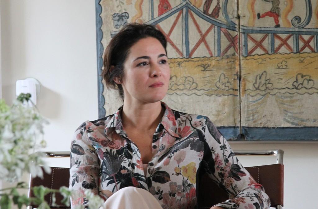 "Entrevista a Lucrecia Zappi, autora de ""Jaguar negro"""