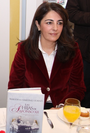 Mercedes Pacheco y Almudena Martínez-Fornés