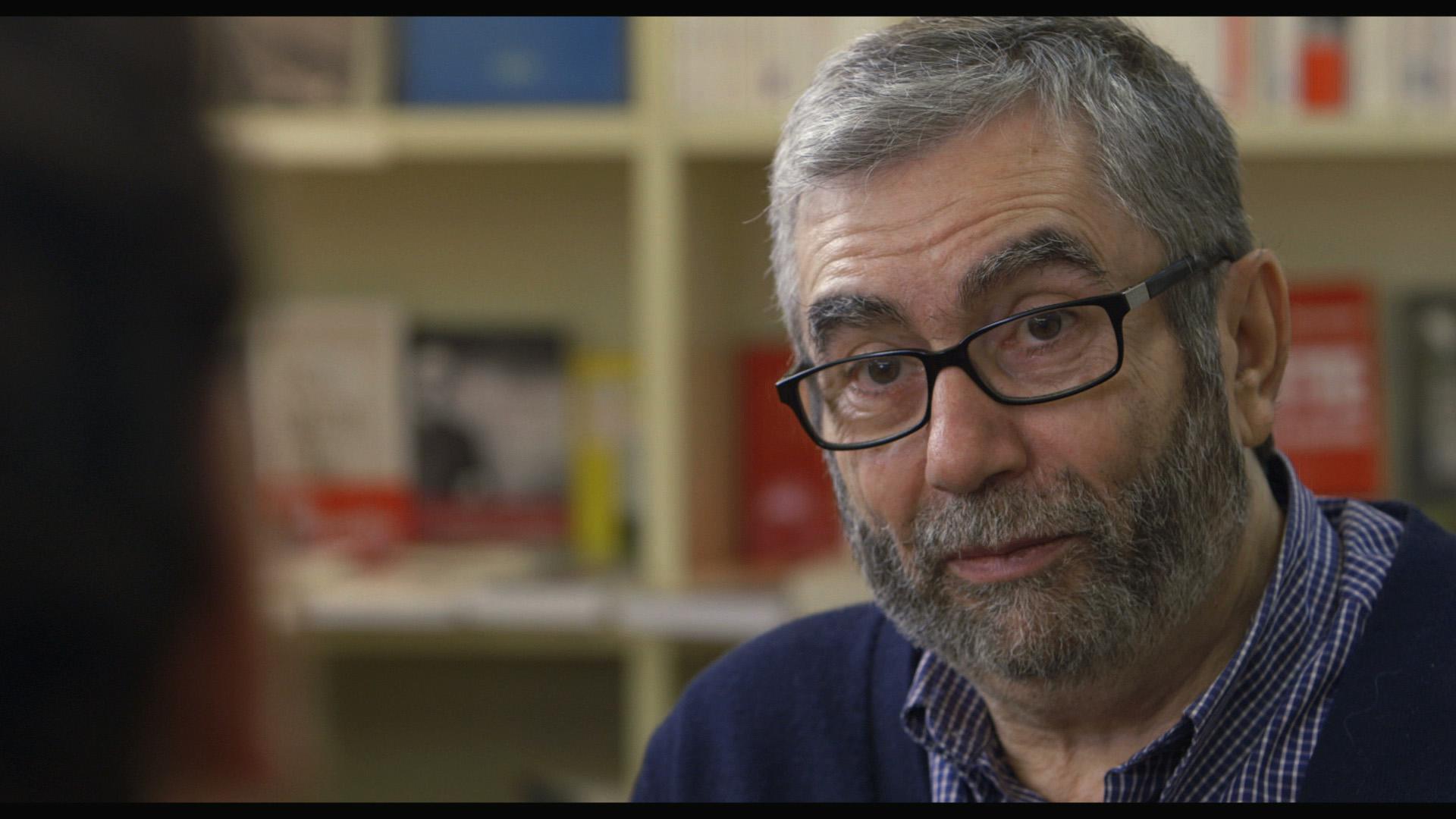 TVE estrena 'Antonio Muñoz Molina, el oficio del escritor'